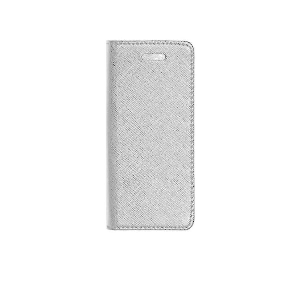 buy popular 01e31 538b8 Flip Cover for Micromax X904 - White