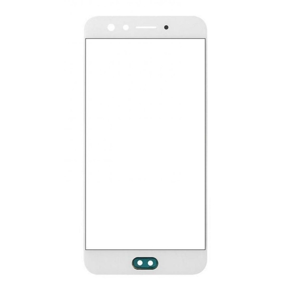 Front Glass for Oppo F3 Plus 6GB RAM - White