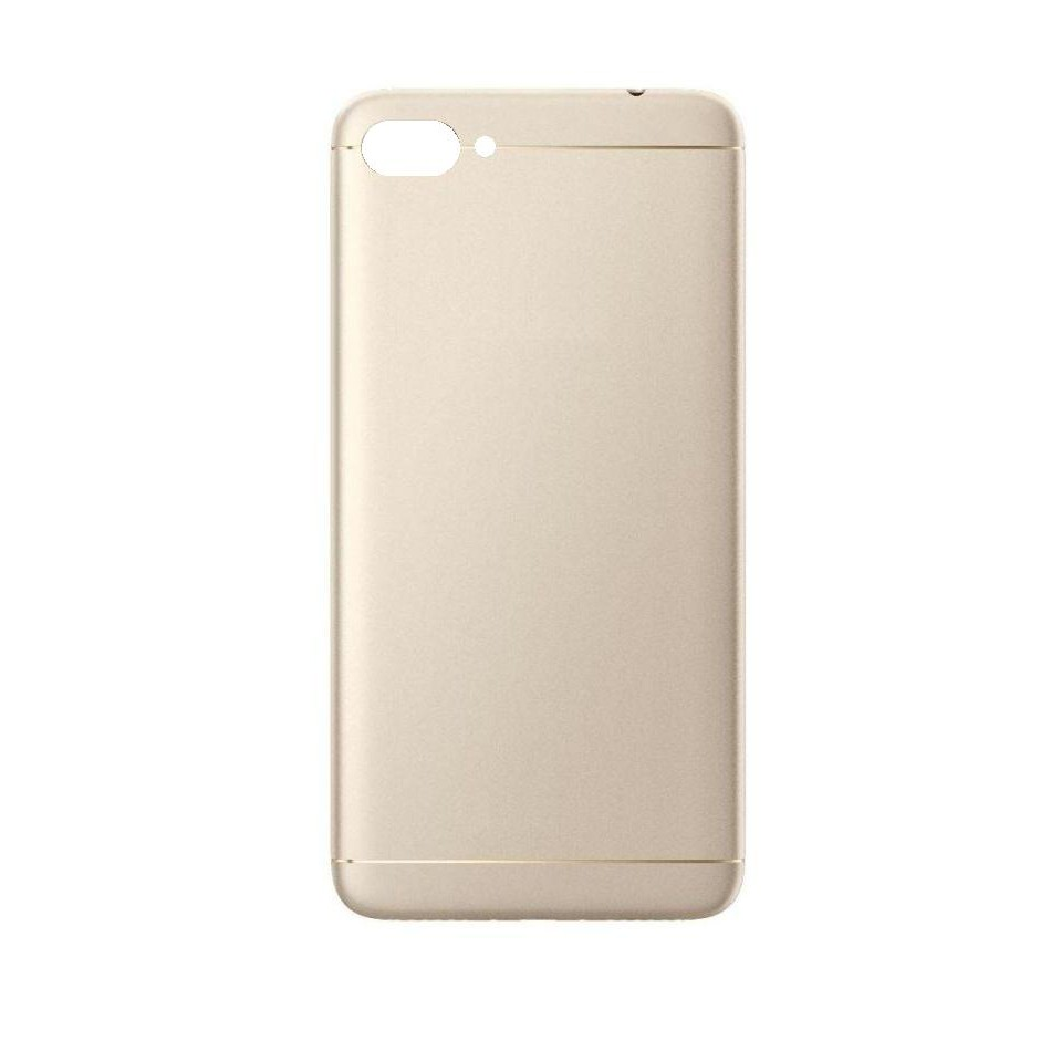 newest 664b3 41d10 Back Panel Cover for Asus ZenFone 4 Max ZC520KL - Gold