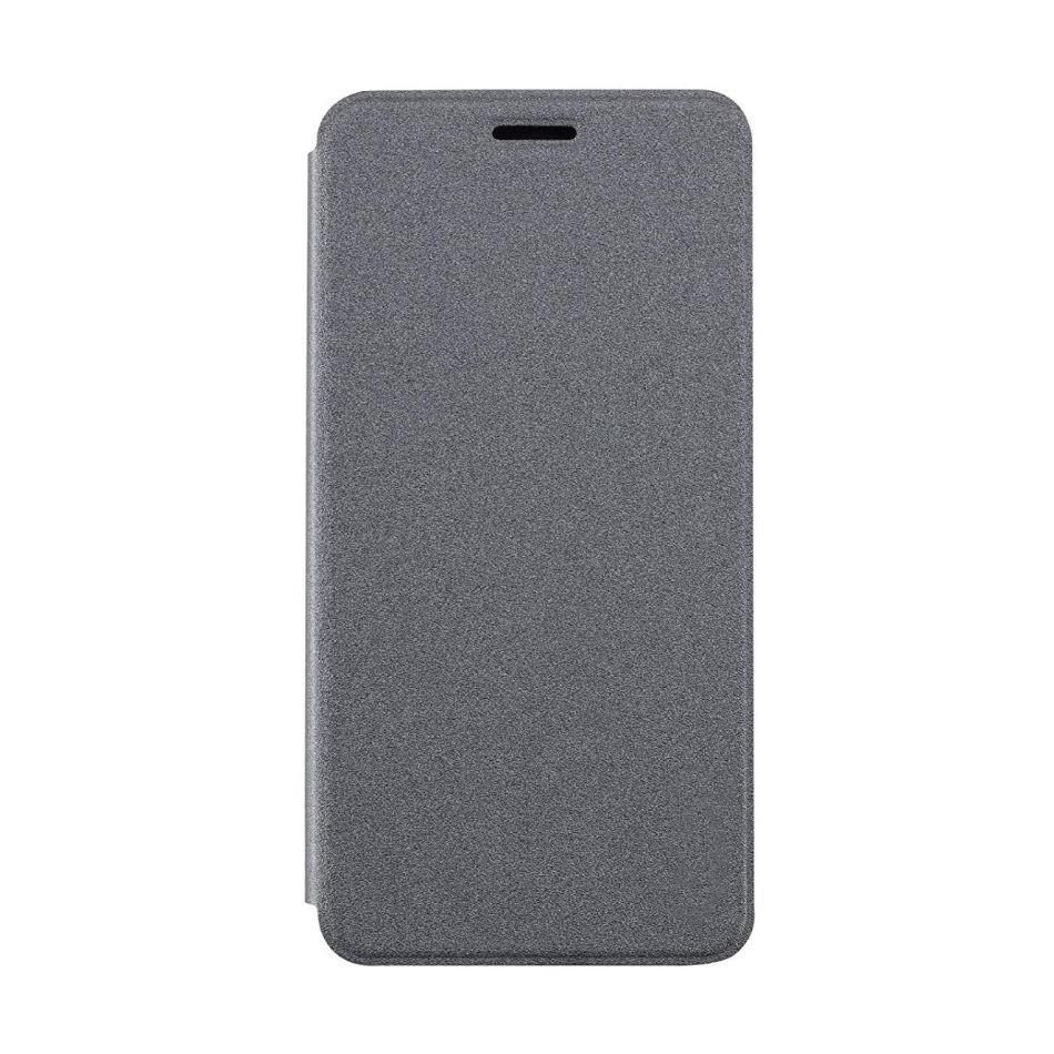 best cheap bb109 3d979 Flip Cover for Intex Aqua Lions T1 Lite - Grey