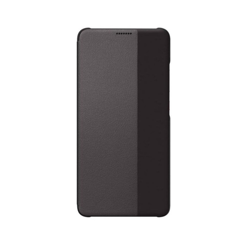 best value d2388 a7530 Flip Cover for Huawei Mate 10 Pro - Black