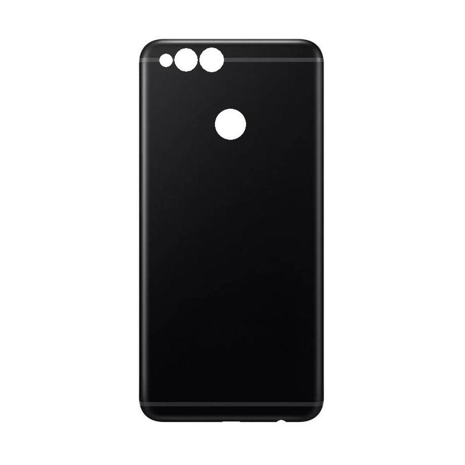 sale retailer eda06 7a6cc Back Panel Cover for Honor 7X 64GB - Black