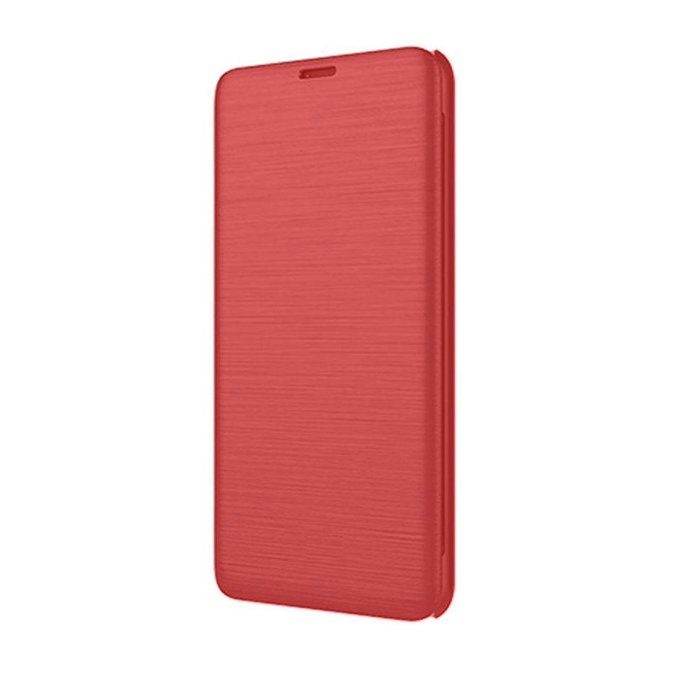 hot sale online 6b373 ea53b Flip Cover for Vivo V9 Youth - Red