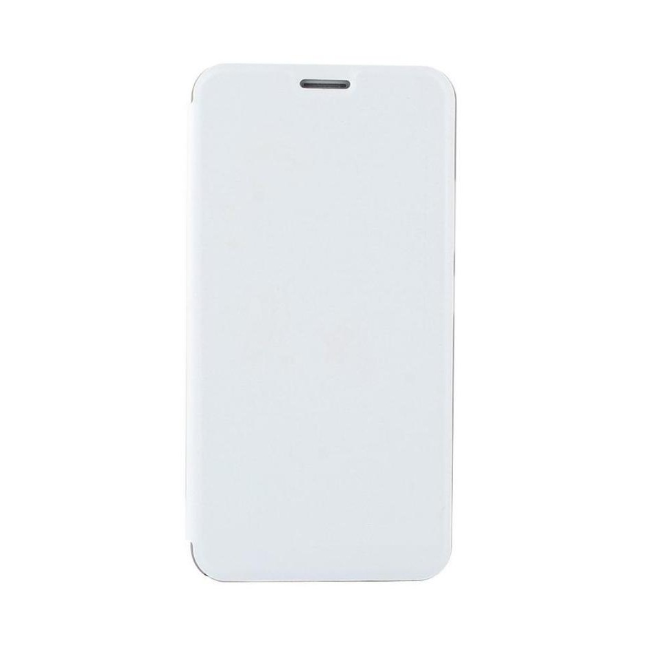 brand new 8b963 08be0 Flip Cover for Jivi Prime P444 16GB - White