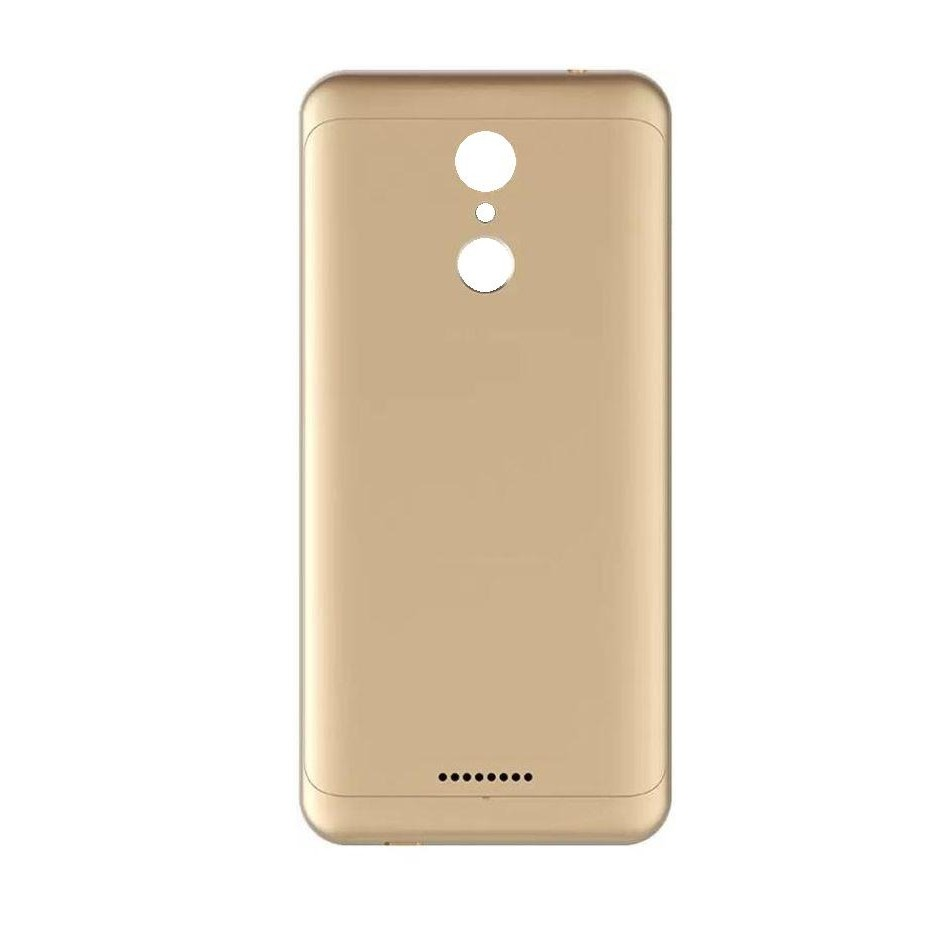 brand new bc15b f5c9c Back Panel Cover for Panasonic Eluga Ray 550 - Gold