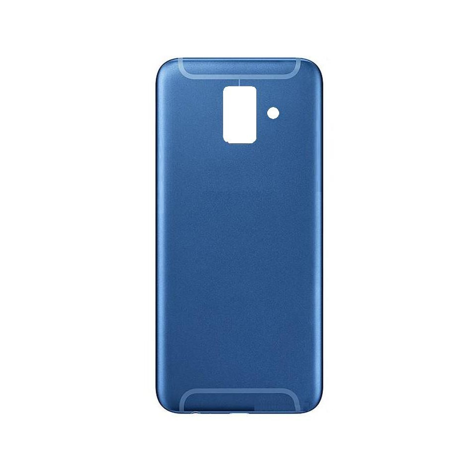new style dced1 4bd72 Back Panel Cover for Samsung Galaxy A6 (2018) - Blue