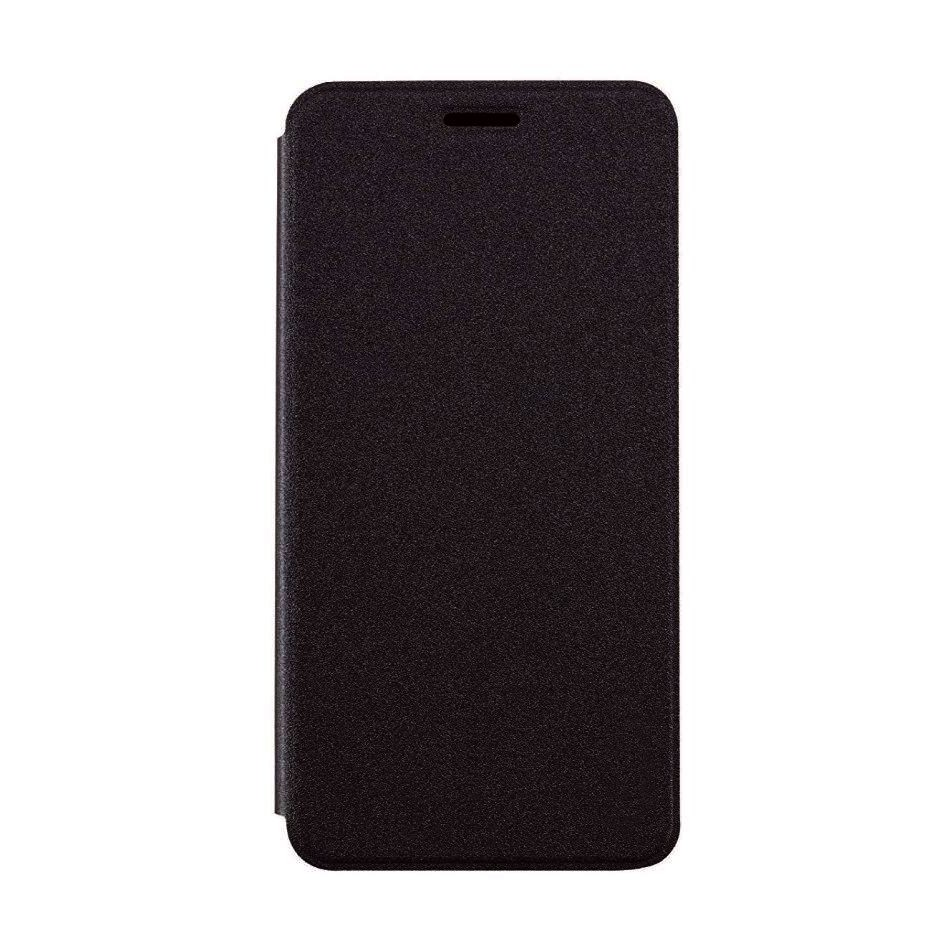 online store 83b37 45399 Flip Cover for Samsung Galaxy A6 Plus (2018) - Black