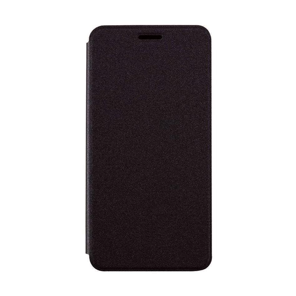online store e7bda b6f3b Flip Cover for Samsung Galaxy A6 Plus (2018) - Black