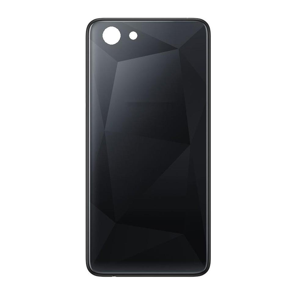 low priced 3c306 a9147 Back Panel Cover for Oppo F7 Youth - Black