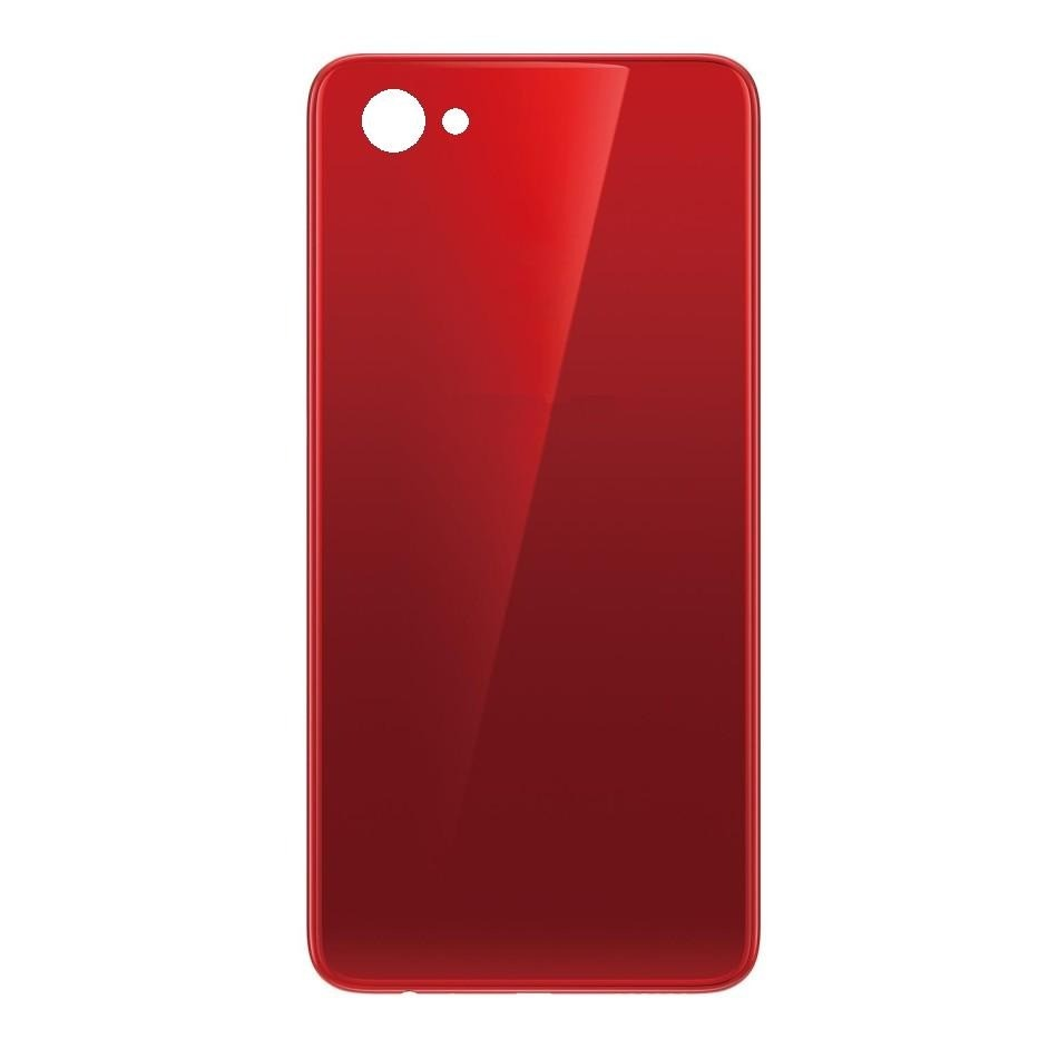 detailing e756d 81d1a Back Panel Cover for Oppo F7 Youth - Red