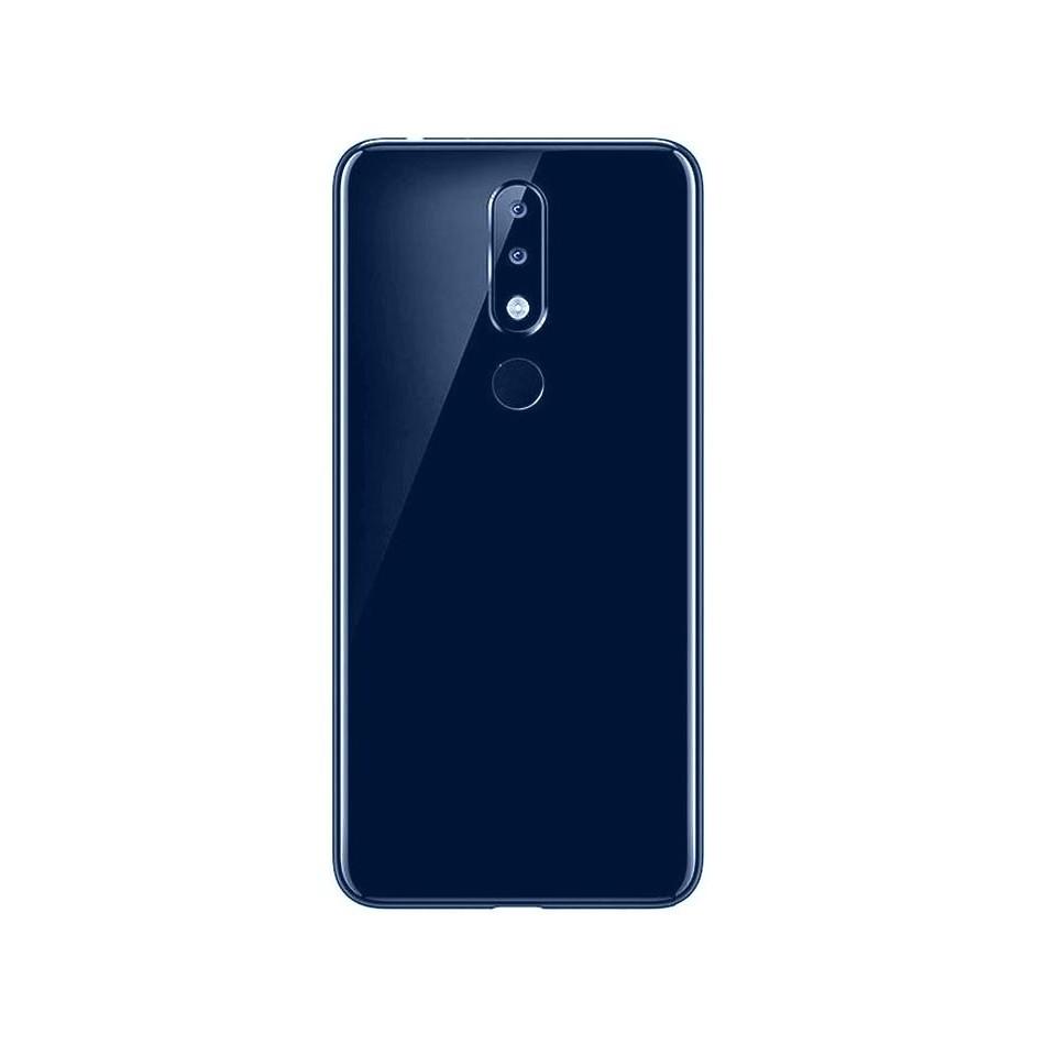 cheap for discount b3695 3ba27 Full Body Housing for Nokia 5.1 Plus (Nokia X5) - Blue - Maxbhi.com