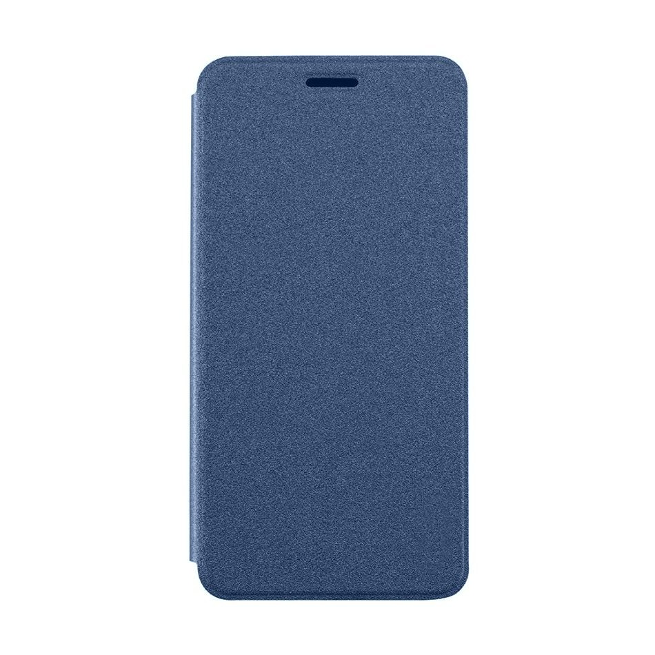 pretty nice c5849 fcc0c Flip Cover for Huawei Nova 3 - Blue