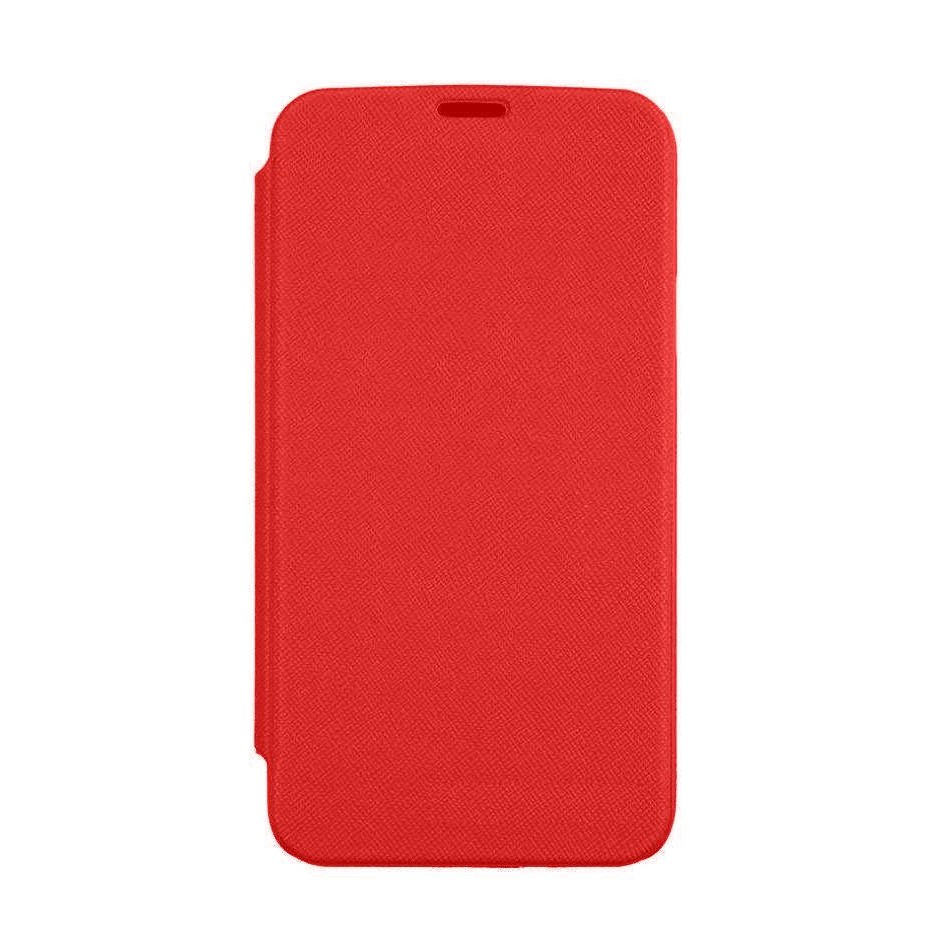watch 01a24 56a23 Flip Cover for Oppo Realme 2 - Red