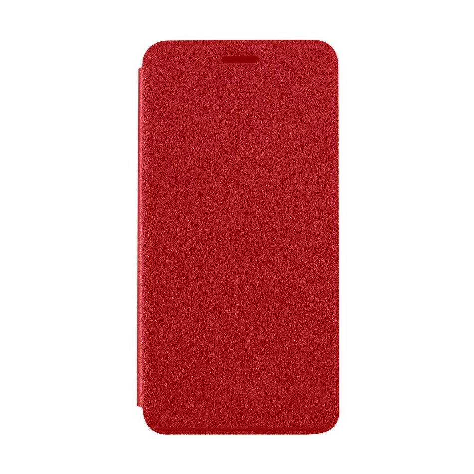 hot sale online 50fa7 7768b Flip Cover for Samsung Galaxy J6 Plus - Red