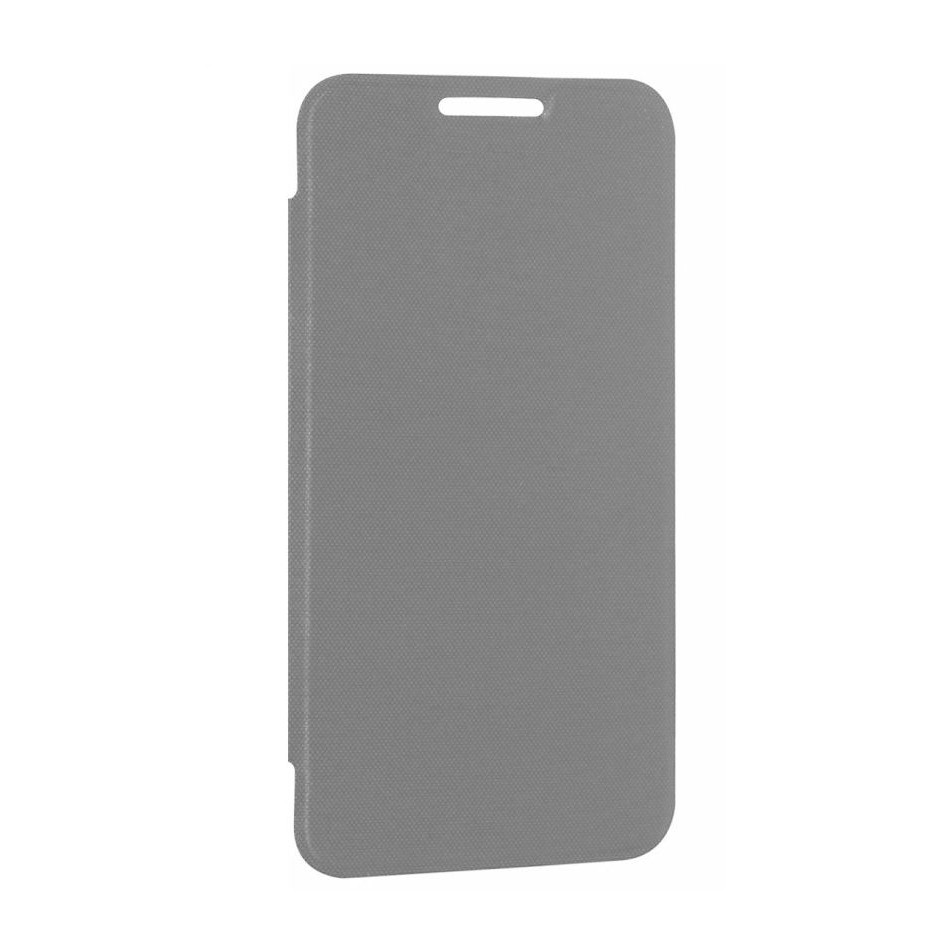 the latest 2f6d6 ca1ca Flip Cover for Micromax Canvas Juice 2 - Grey