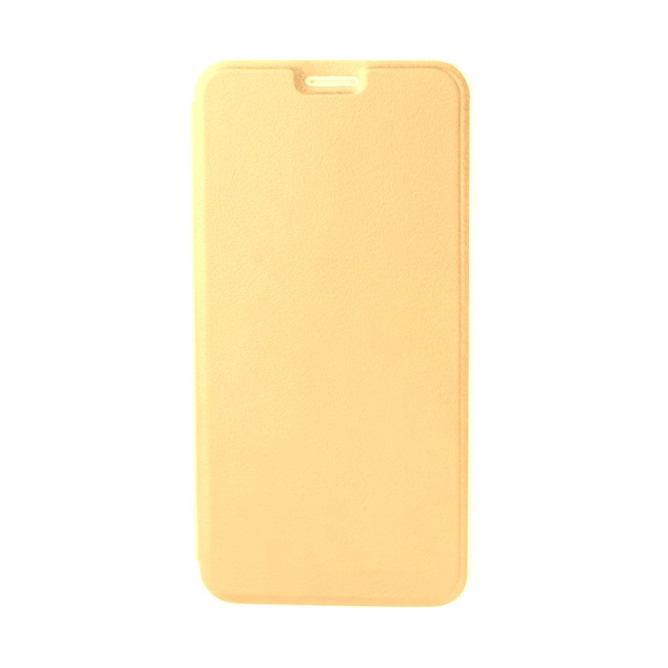 buy popular 3e7bf 647f0 Flip Cover for Infinix Smart 2 Pro - Gold
