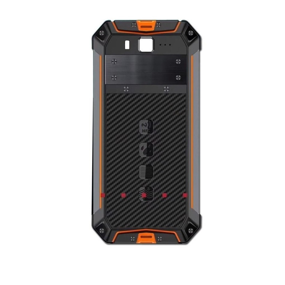 size 40 c140a 9c7c6 Back Panel Cover for Ulefone Armor 3 - Orange