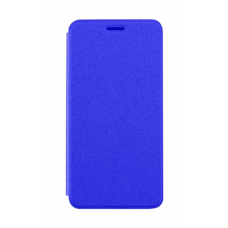 76eefd495a1ab2 Flip Cover For Itel A44 Pro Blue By - Maxbhi Com