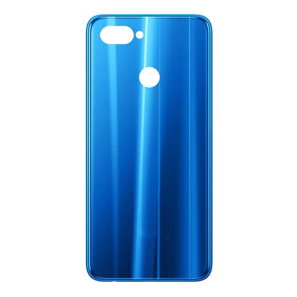 cheaper 19ad0 64379 Back Panel Cover for Realme U1 - Blue
