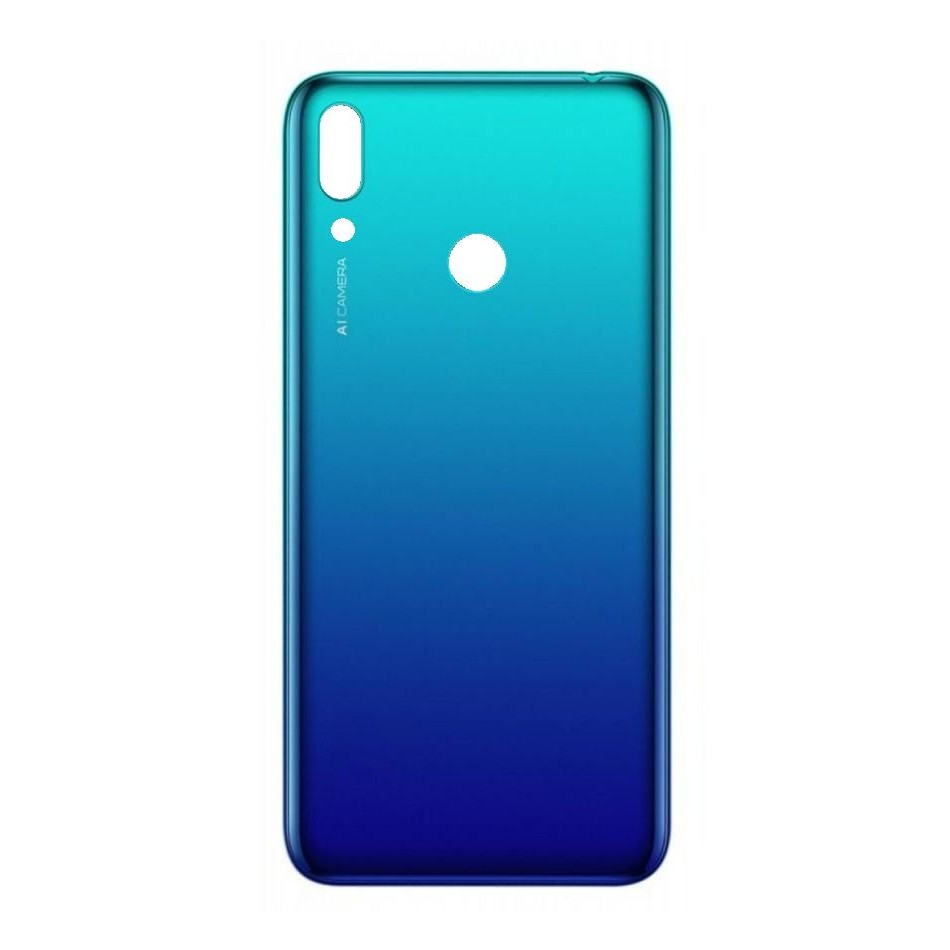 wholesale dealer 69a2d 312c5 Back Panel Cover for Huawei Y7 Prime 2019 - Blue