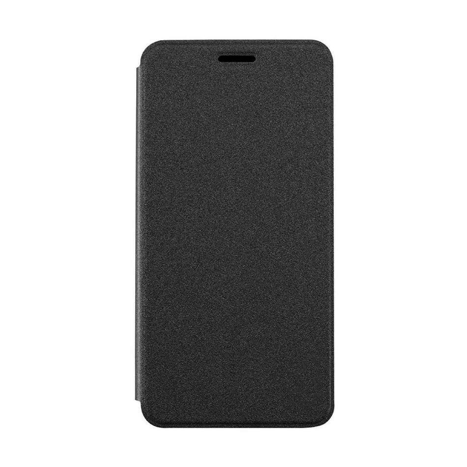 best website f45a2 416b8 Flip Cover for Micromax Infinity N11 - Black by Maxbhi.com