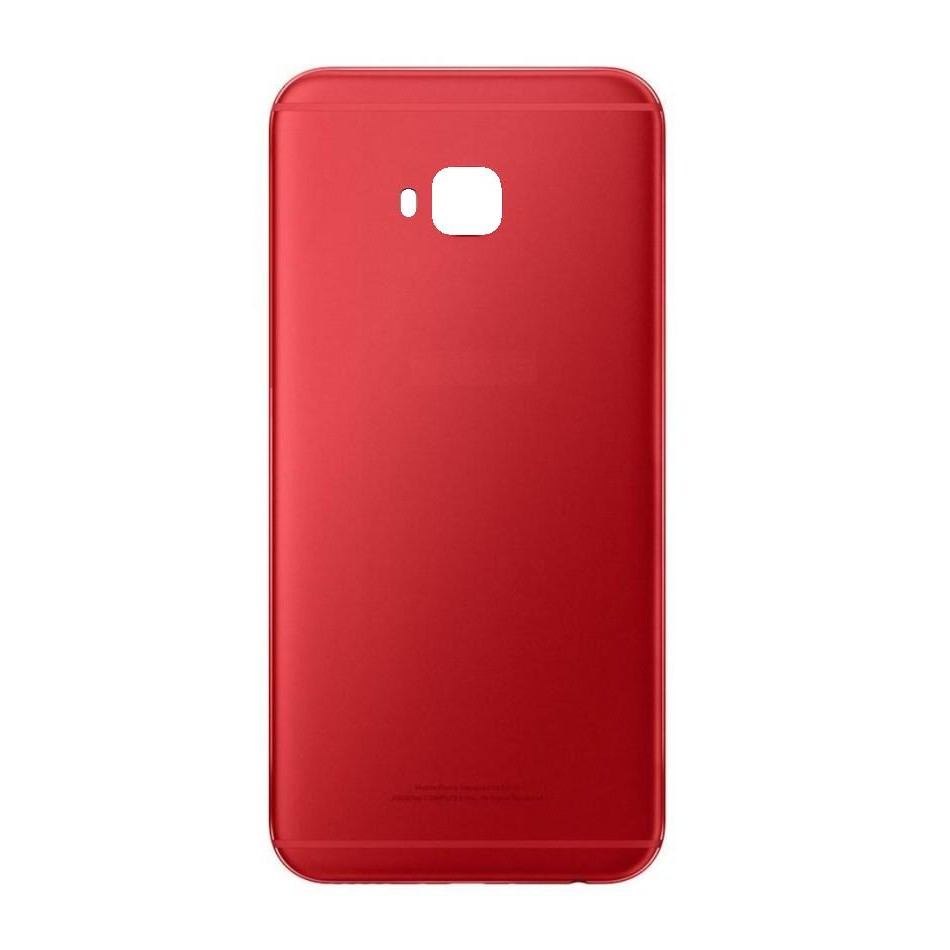 buy popular 0ec05 37e74 Back Panel Cover for Asus Zenfone 4 Selfie Pro ZD552KL - Red