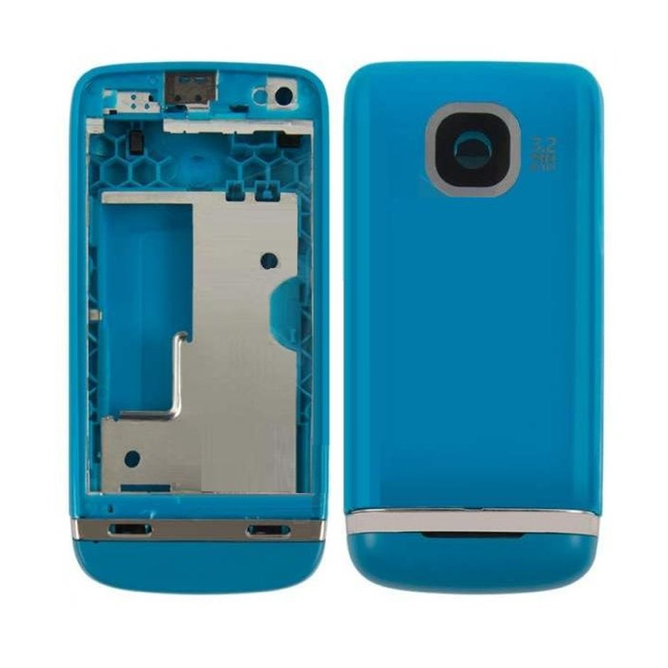 Full Body Housing For Nokia Asha 311 Blue - Maxbhi.com ...