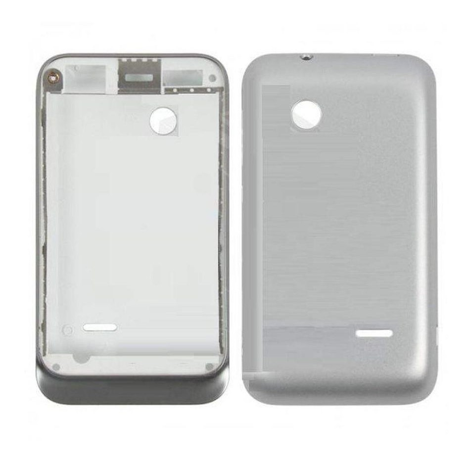 finest selection 627f6 9bad5 Full Body Housing for Sony Xperia Tipo - Silver