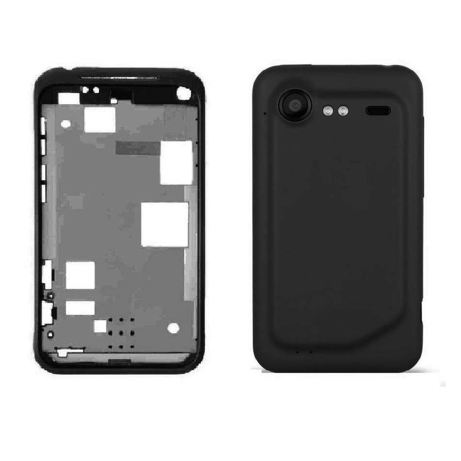 purchase cheap c2ea8 09dcc Full Body Housing for HTC DROID Incredible 2 - Black