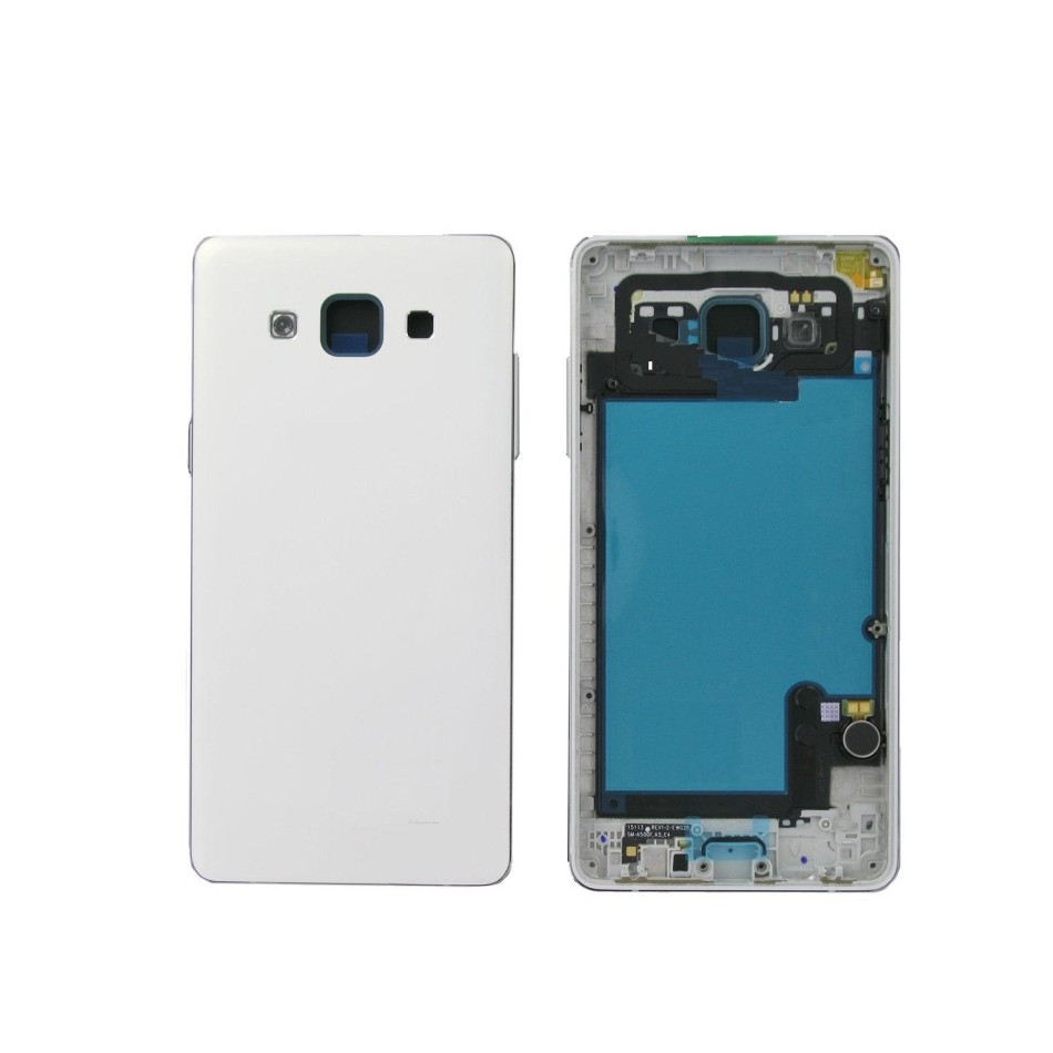 Full Body Housing For Samsung Galaxy A5 Duos Silver