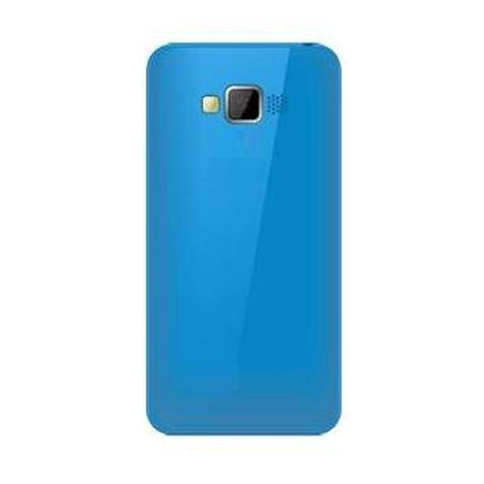Full Body Housing for Swipe Konnect 4E - Blue