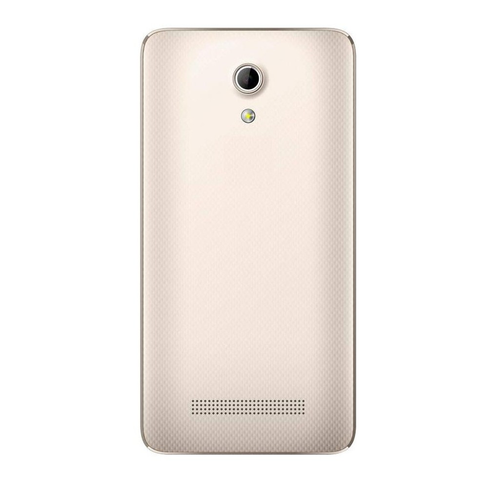 check out 7bc13 360df Full Body Housing for Micromax Bharat 2 Q402 - Gold