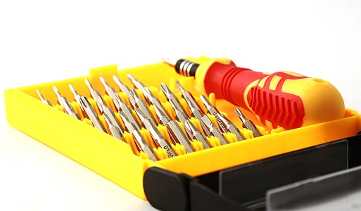 32 Pieces Screw Driver Set for Xiaomi Redmi Note 4 64GB by Maxbhi.com