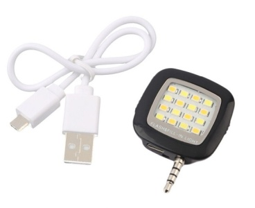 Selfie LED Flash Light for Samsung Galaxy C7 Pro - ET22