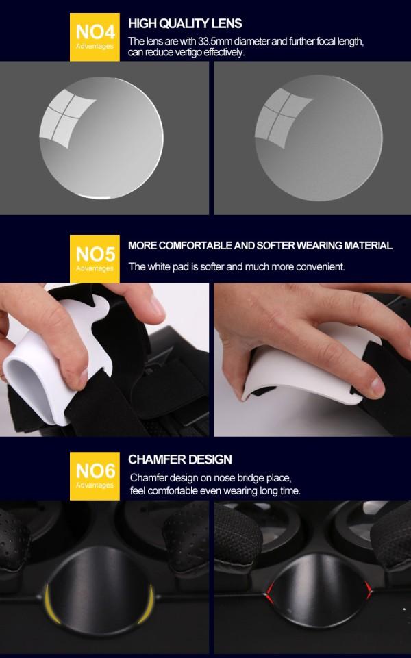 Virtual Reality Glasses by Maxbhi.com